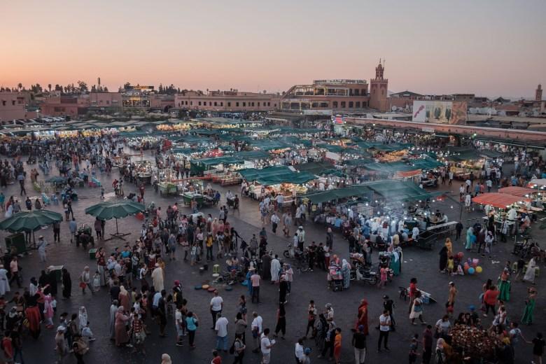 Morocco Marrakech 59