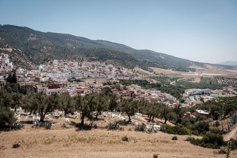 Morocco Volubilis 33