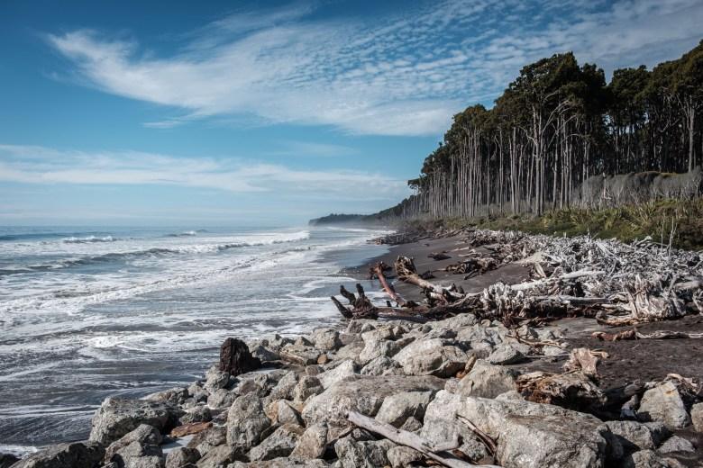 New Zealand Bruce Bay 11