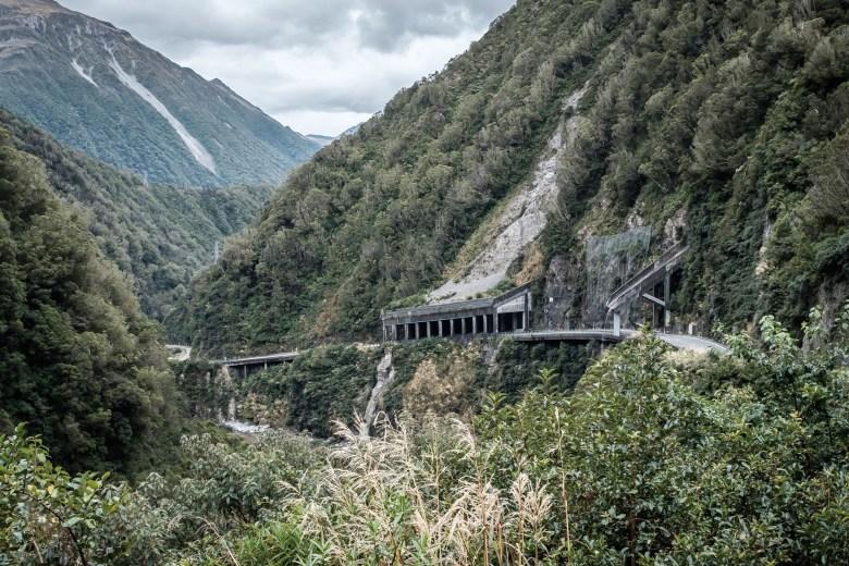 New Zealand Bruce Bay 18