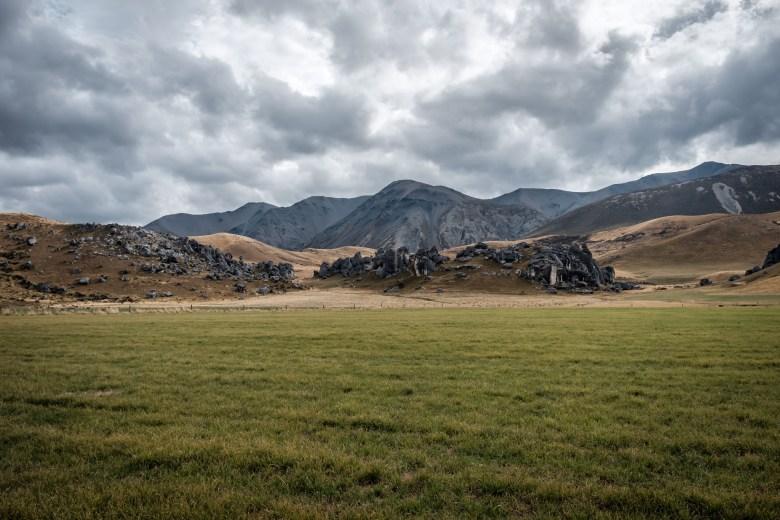 New Zealand Castle Hill 10