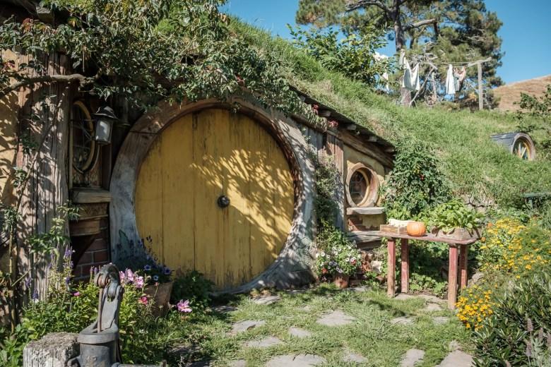 New Zealand Hobbiton 29