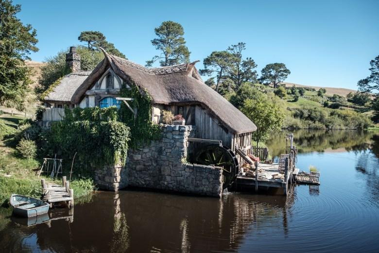 New Zealand Hobbiton 33
