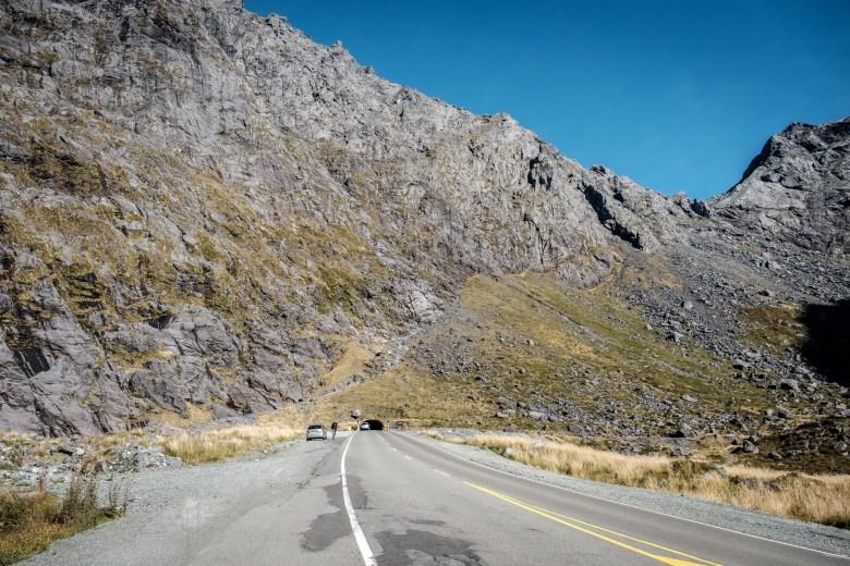 New Zealand Milford Sound 08