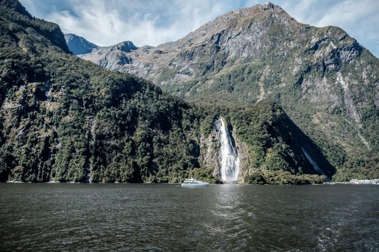 New Zealand Milford Sound 29
