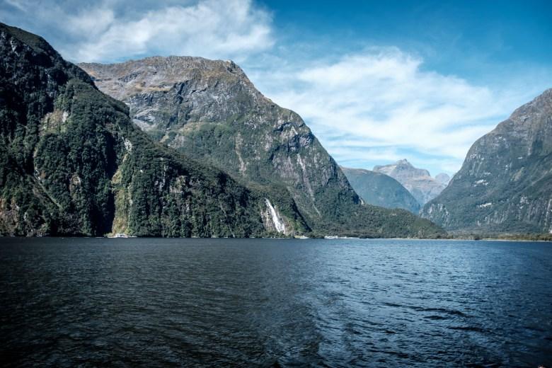 New Zealand Milford Sound 32
