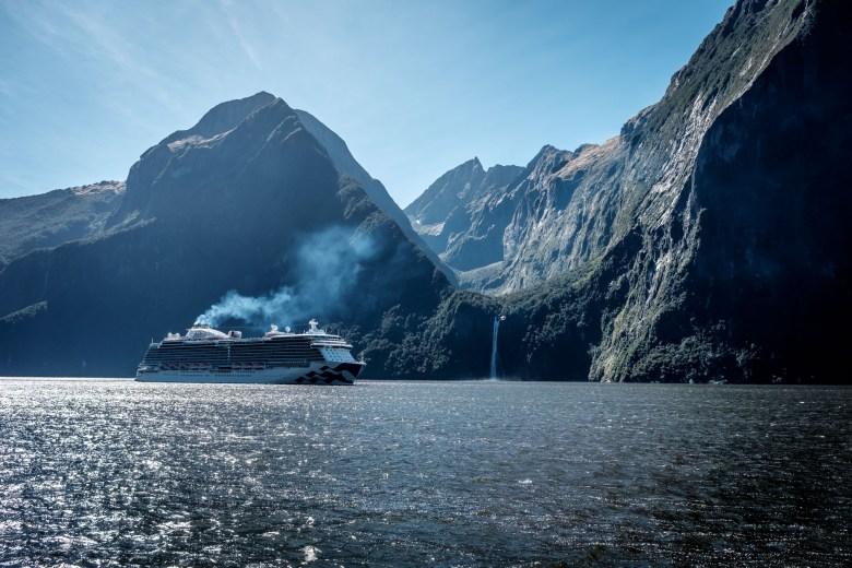 New Zealand Milford Sound 34