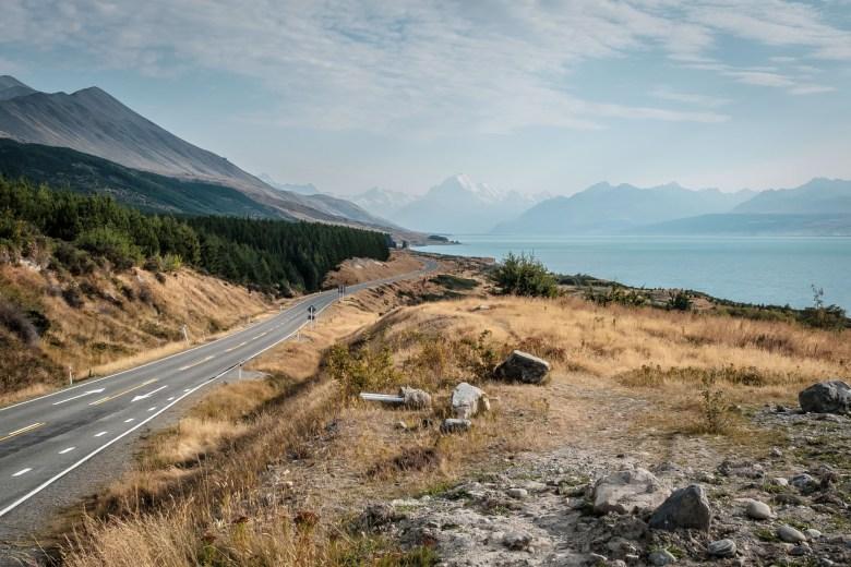 New Zealand Mount Cook 16