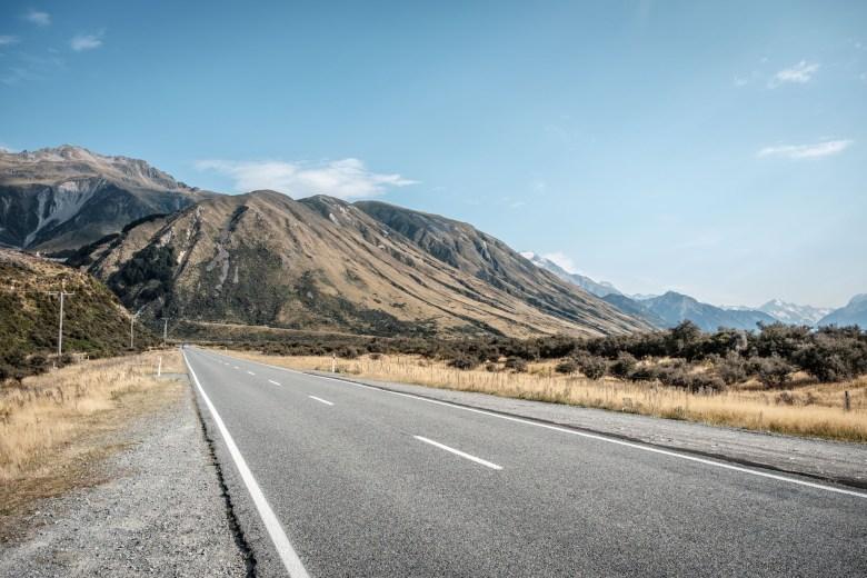 New Zealand Mount Cook 19
