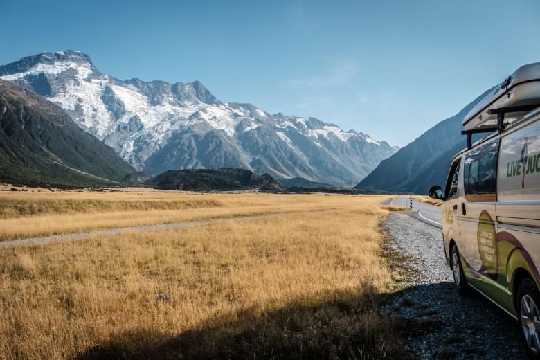 New Zealand Mount Cook 21