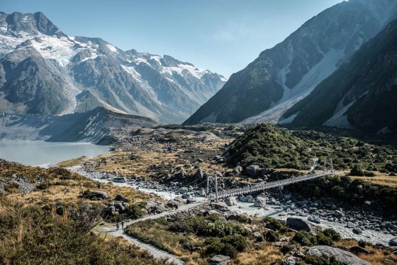 New Zealand Mount Cook 28