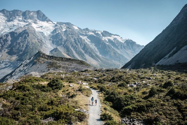 New Zealand Mount Cook 38