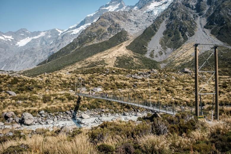 New Zealand Mount Cook 58