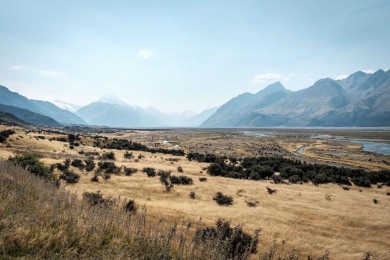 New Zealand Mount Cook 70