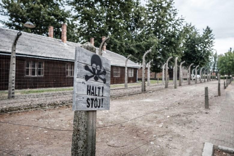 Poland Auschwitz 04