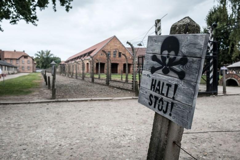 Poland Auschwitz 05