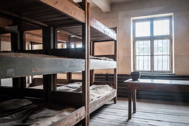 Poland Auschwitz 12