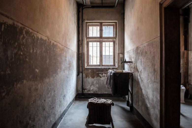 Poland Auschwitz 15