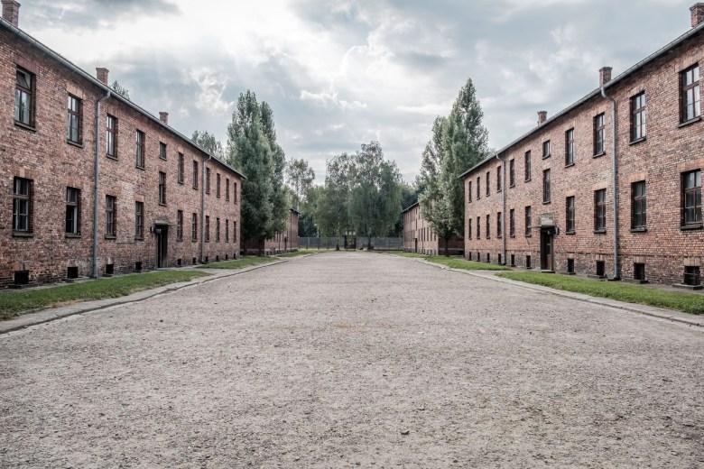 Poland Auschwitz 17