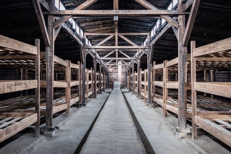 Poland Auschwitz 28