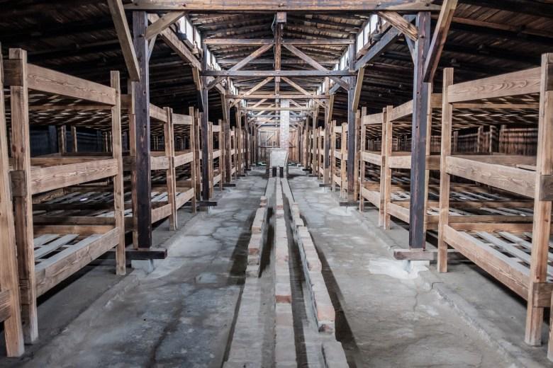 Poland Auschwitz 31