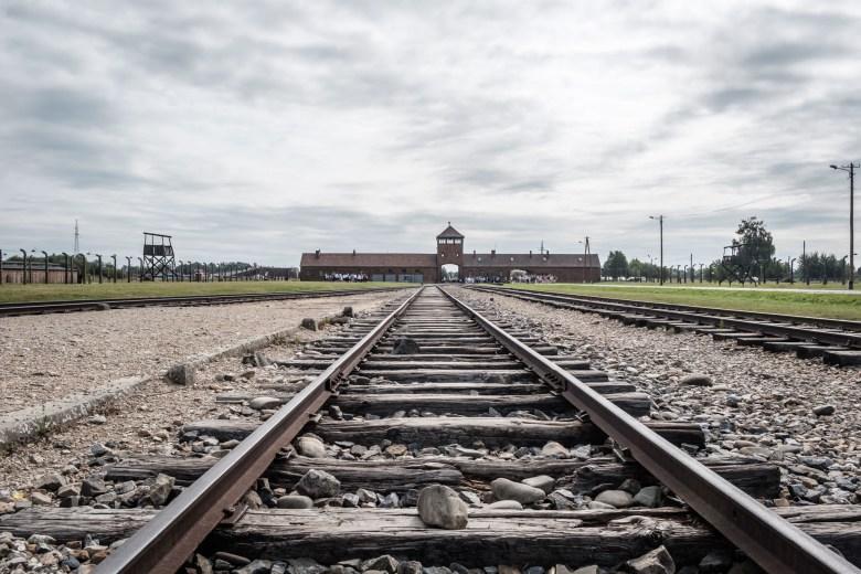 Poland Auschwitz 33