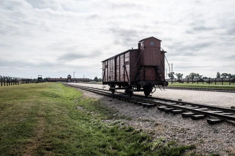 Poland Auschwitz 36
