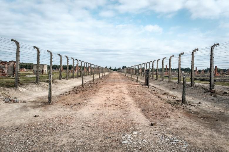 Poland Auschwitz 37