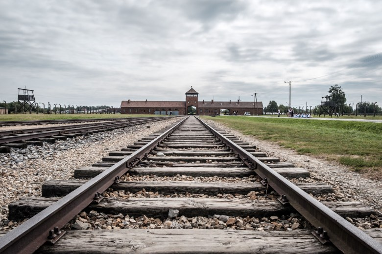 Poland Auschwitz 39