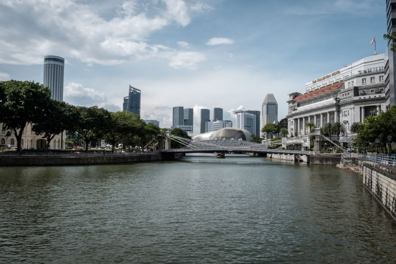 Singapore Marina Bay 01