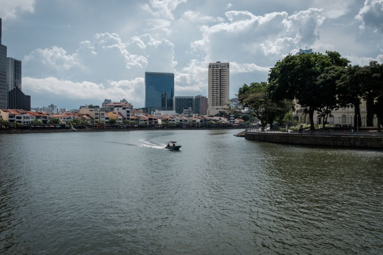 Singapore Marina Bay 02