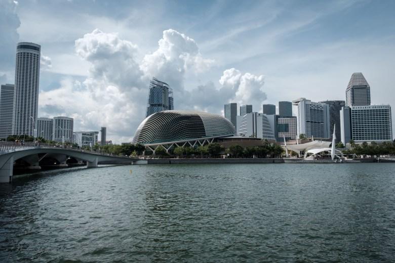 Singapore Marina Bay 10