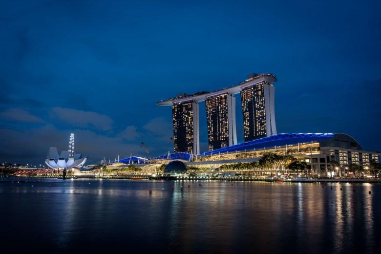 Singapore Marina Bay 24