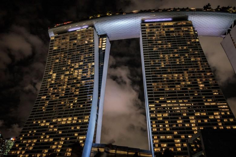 Singapore Marina Bay 60