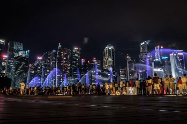 Singapore Marina Bay 81