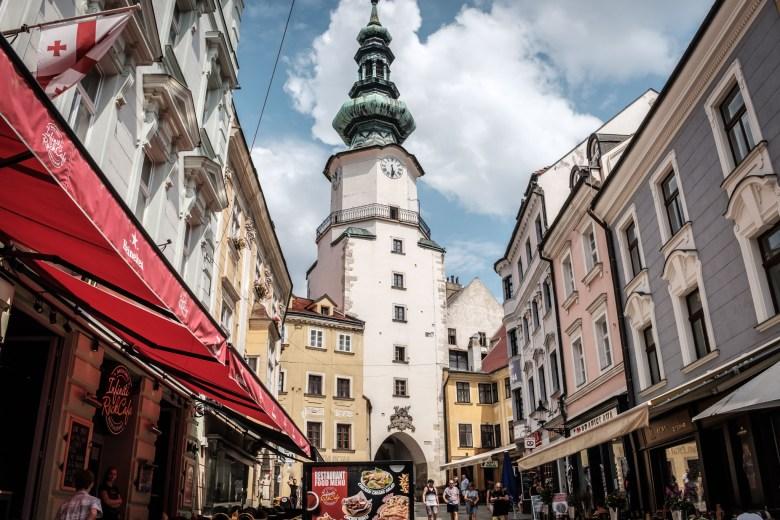 Slovakia Bratislava 05