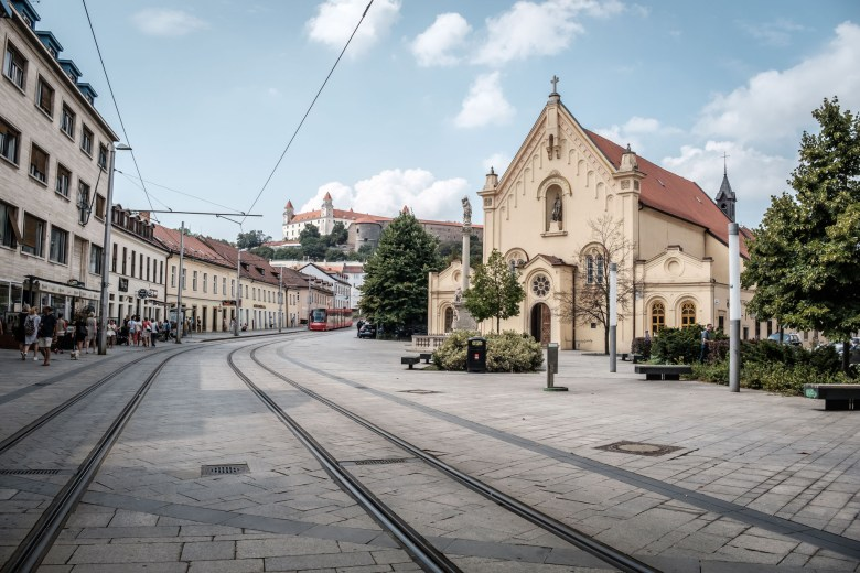 Slovakia Bratislava 06