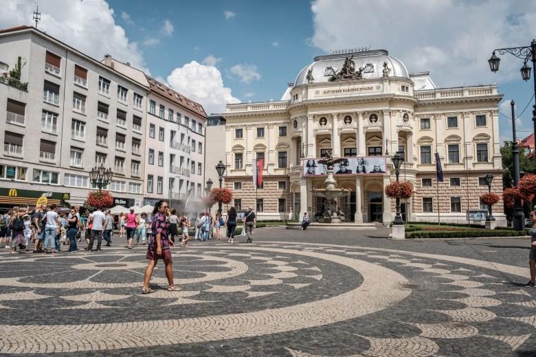 Slovakia Bratislava 19