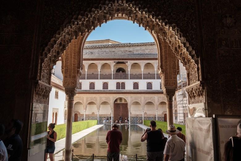 Spain Granada 100