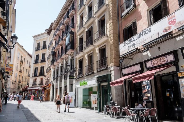 Spain Madrid 27