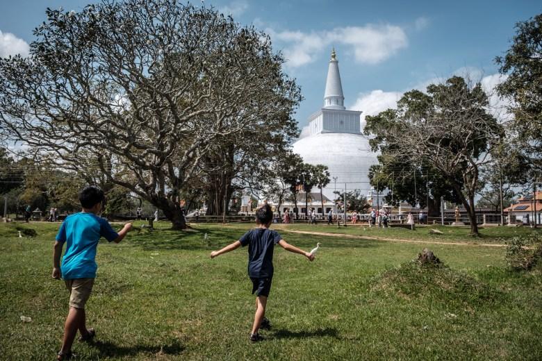Sri Lanka Anuradhapura 17