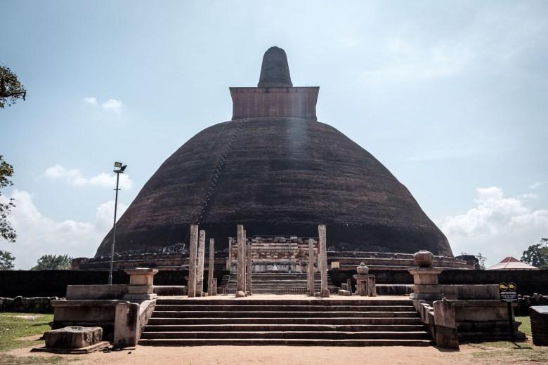 Sri Lanka Anuradhapura 20