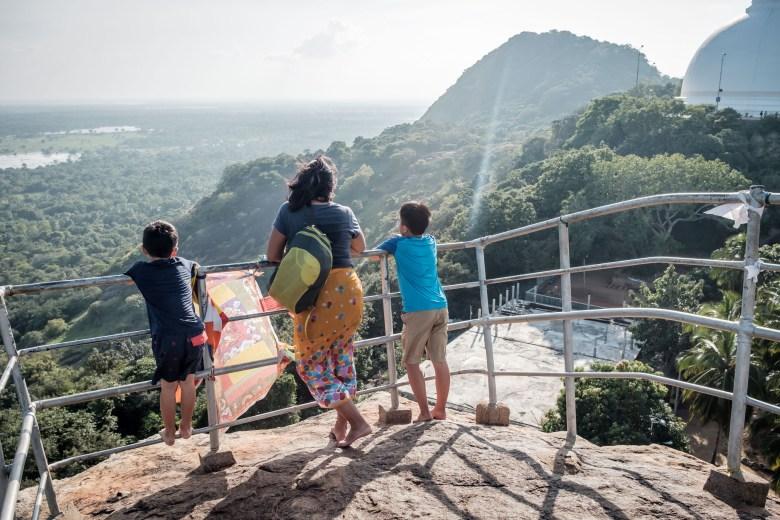 Sri Lanka Mihintale 16
