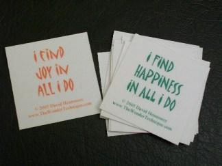 Motivational Cards