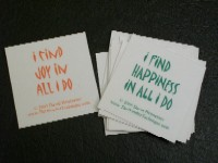 Mini Motivational Cards