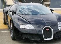 Bugatti Veyron 252 mph