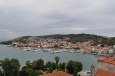 Une des plus jolies villes de croatie