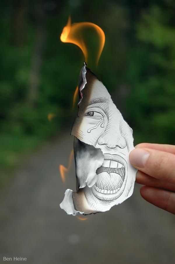 http://thewondrous.com/amazingly-creative-drawing-vs-photography/