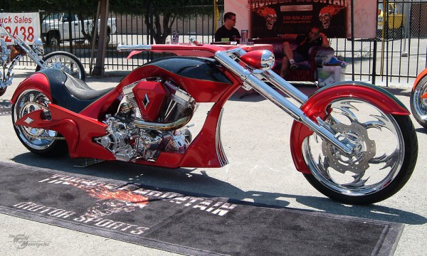 15 Craziest Chopper Designs | The Wondrous Design Magazine