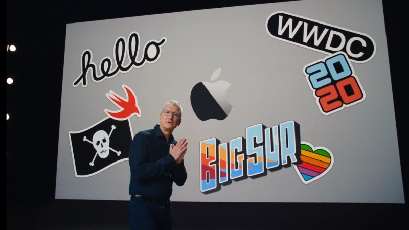 apple wwdc event 2020